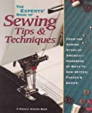 The Experts Book of Sewing Tips and Techniques, Stacey L. Klaman, Karen Kunkel, Barbara Fimbel, 0875966829
