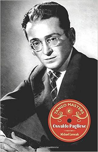//WORK\\ Tango Masters: Osvaldo Pugliese (Volume 2). between Zurich mangos realizar mundo Recipe