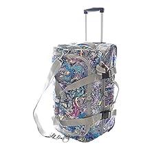 Kipling Teagan Trolley Duffel Bag,Small