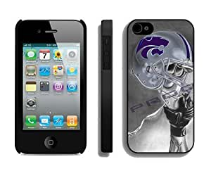 Diy Iphone 4 4s Case Coolest Design Phone Protective Cover Kansas State Wildcats 4