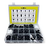 Segomo Tools 435 Piece Car Retainer, Plastic