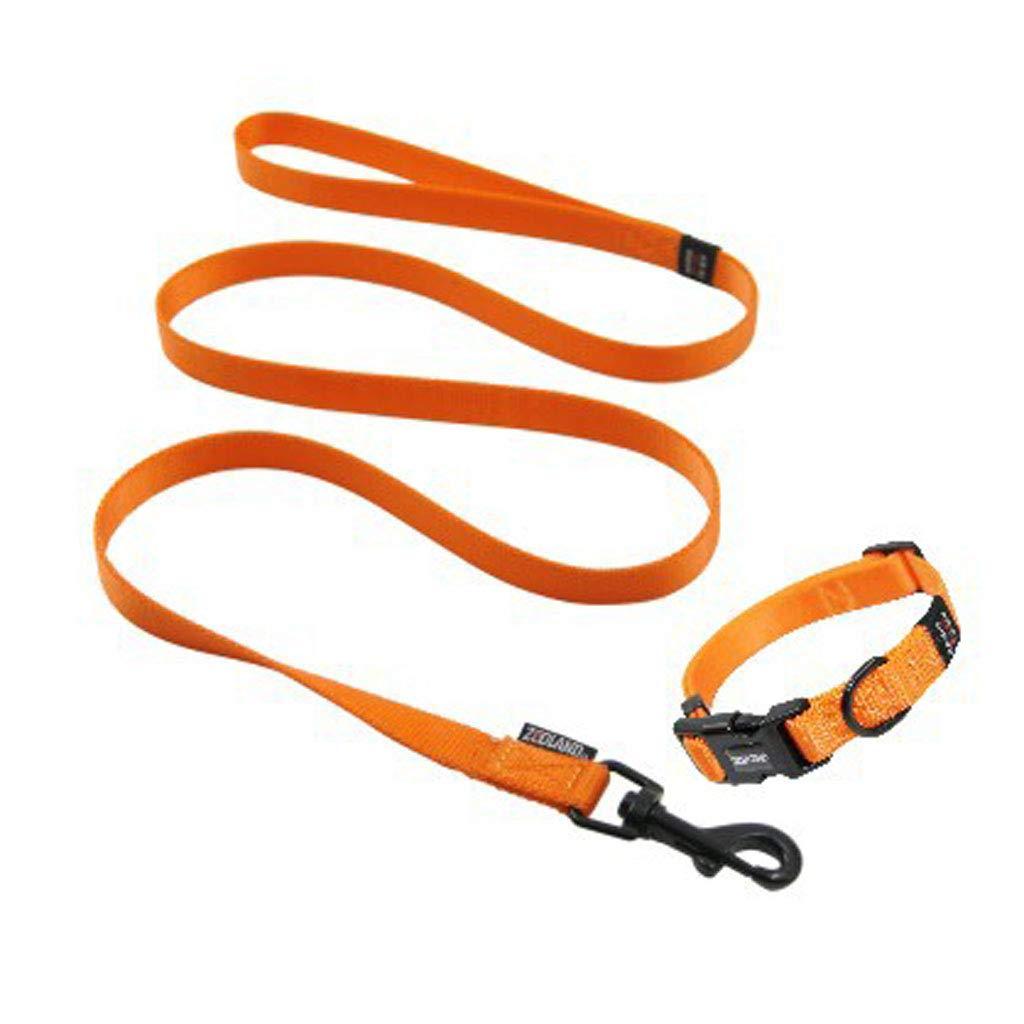 D L D L Strong Dog Lead Dog Cat Training Walking Leash No Tangle Double Ended Leads Splitter. (color   D, Size   L)