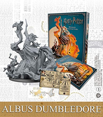 Harry Potter Miniature Game: Albus Dumbledore