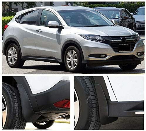 Basage Splash Guards Mud Flaps MudGuards for Vezel HR-V HRV 2014-2018 2016
