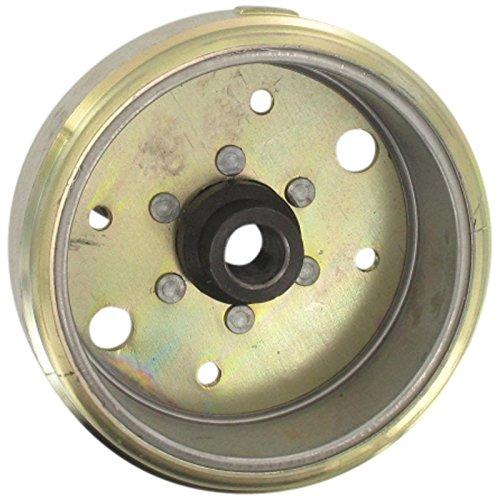 Xfight-Parts 281926160614 Polrad innen 90mm f/ür 8-Spulen 139QMA 139QMB GY6 4Takt 50ccm 281926160614
