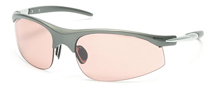 e0ea377f2dd2 Amazon.com: Serfas Kamber Sunglasses (Gunmetal Frame; Rose): Clothing