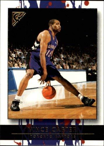 2000-01 Topps Gallery #15 Vince Carter NBA Basketball Trading Card ()