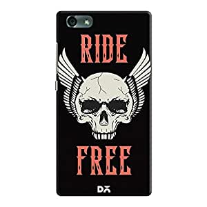 DailyObjects Ride Free Case For Huawei Honor 4X