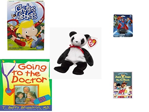 Children's Gift Bundle - Ages 3-5 [5 Piece] - Chutes and ...