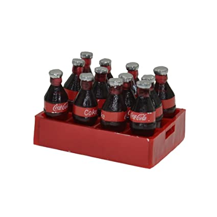 Xtra Speed Wooden Coke Garage Scale Accessory 1:10 RC Car Crawler SCX10 US
