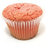 Low Carb Strawberry Muffin- 6 Pack - Best Tasting Diet Product Ever!