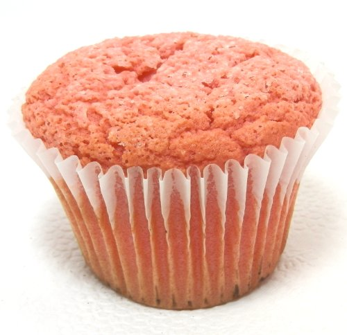 - Low Carb Strawberry Muffin- 6 Pack - Best Tasting Diet Product Ever!
