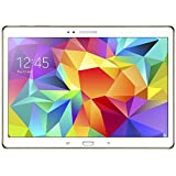 Samsung Galaxy Tab S T805 10.5 White GSM LTE Tablet - Factory Unlocked International Version