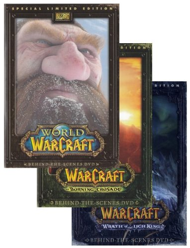 World of Warcraft DVD Collection