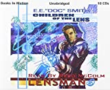 Children of the Lens by E.E. Doc Smith, (The Lensman Series, Book 6) from Books In Motion.com