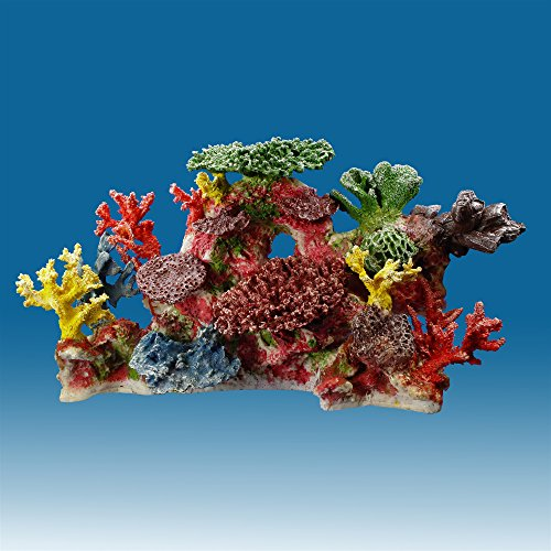 Instant reef r046 artificial coral reef aquarium decor for Artificial coral reef aquarium decoration uk