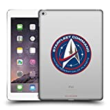 Official Star Trek Discovery Starfleet Badges Hard Back Case for iPad Air 2 (2014)