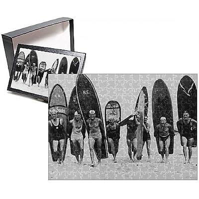 252 Piece Puzzle of Australian Surfers (9871011)