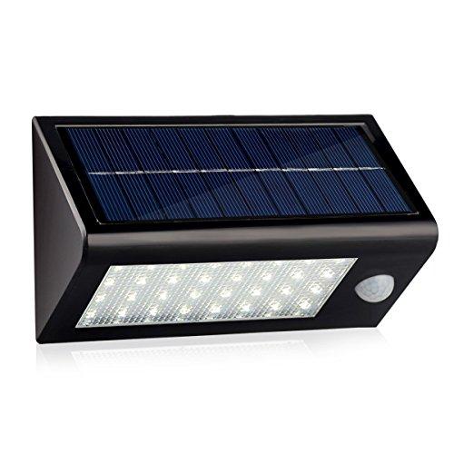 InnoGear Upgraded 32 LED Solar Lights Outdoor Motion