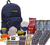 SOS Emergency Survival Kit (2 Person/ 72 Hours) (Basics) (Blue)