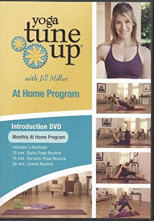 Amazon.com: Yoga Tune Up with Jill Miller At Home Program ...