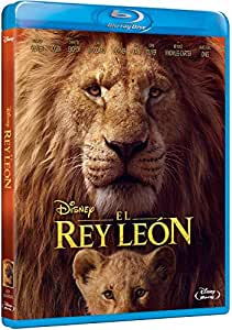 El Rey León BD (imagen real) [Blu-ray]