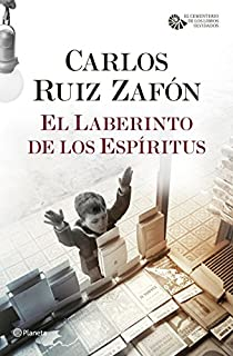 El laberinto de los espíritus par Ruiz Zafón