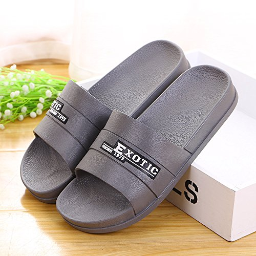 slippers Bathroom grey slippers 44 44 grey Bathroom 44 slippers grey Bathroom Bathroom 6xqnTI64Hw