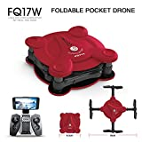 FQ777 FQ17W 6-Axis Gyro Mini Wifi First Person View Foldable G-Sensor Pocket Drone