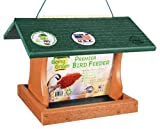Woodlink Going Green Large Premier Bird Feeder  Model GGPRO1 Review