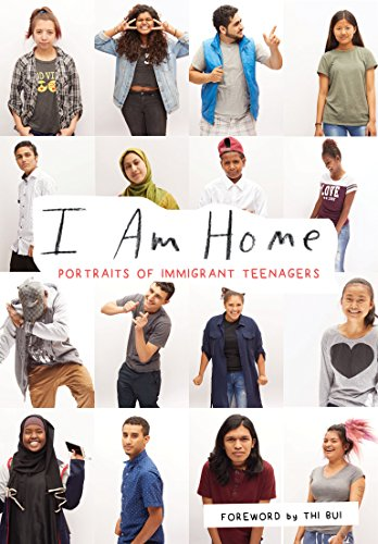 I Am Home: Portraits of Immigrant Teenagers
