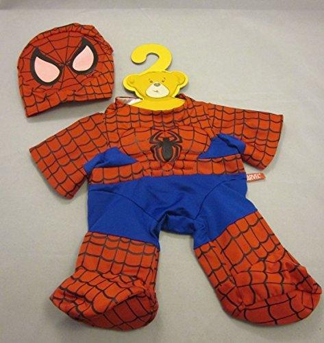 Build-A-Bear Workshop Spiderman Costume 2 pc. -