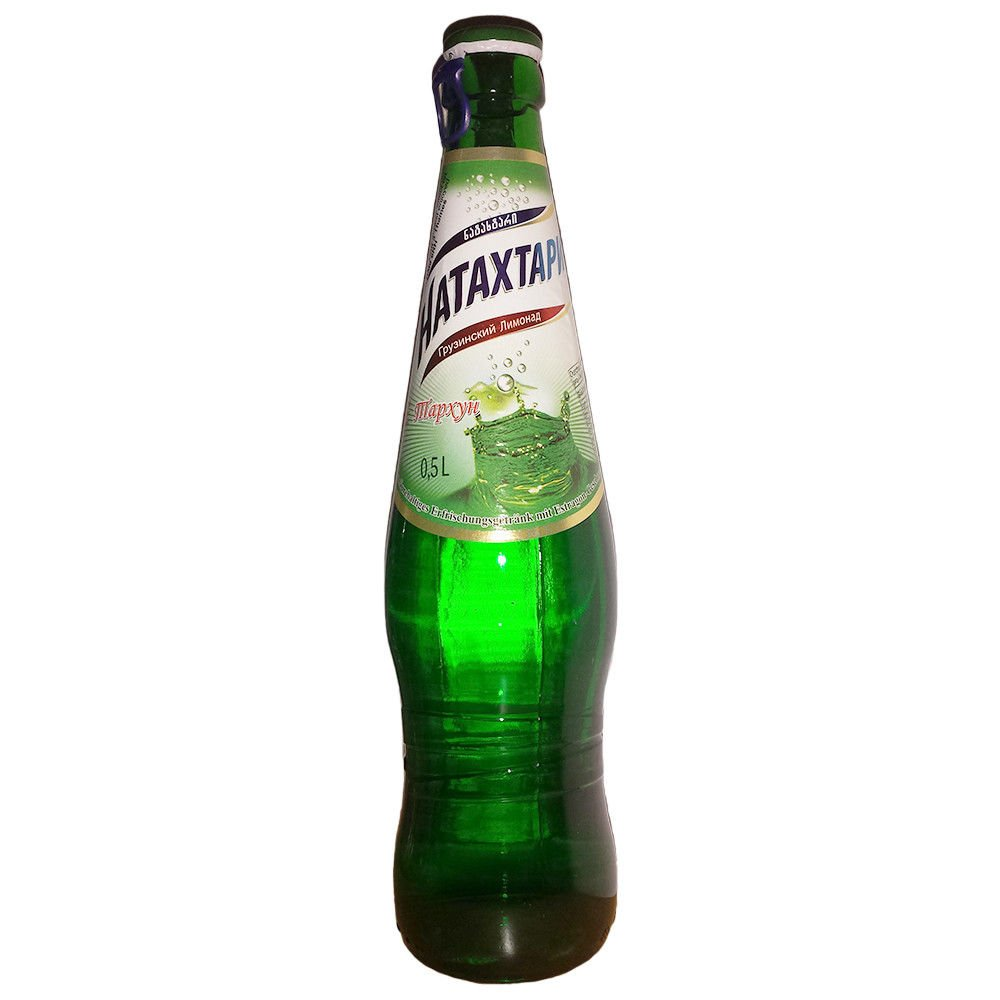 Natakhtari Erfrischungsgetränk Tarhun 0,5L Getränk mit Estragon ...