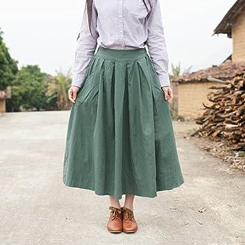 XXIN La Niña Vestido De La Parte Superior del Cuerpo Bum Falda ...