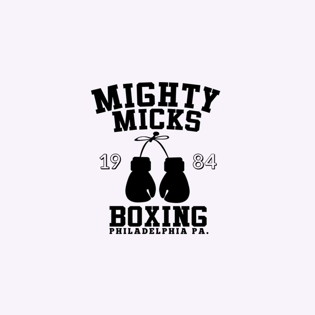 Rocky Inspired Mighty Micks Boxing Trucker Cap