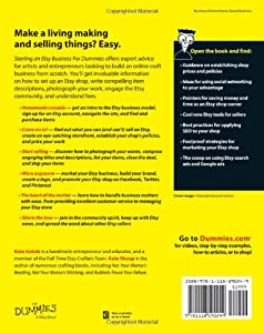 Starting an Etsy Business For Dummies from For Dummies