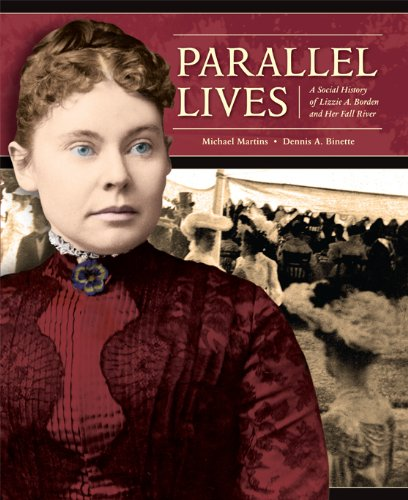 Book cover for Parallel Lives