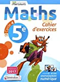 Cahier d'Exercices Iparcours Maths Cycle 4 - 5e (2017)
