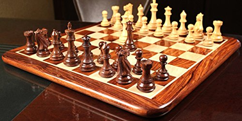 Chess Set - Sisam Wooden Handmade International Chess Set 10 X 10 inch, Easter Day/Mothers Day/Good Friday Gift for $<!--$13.98-->
