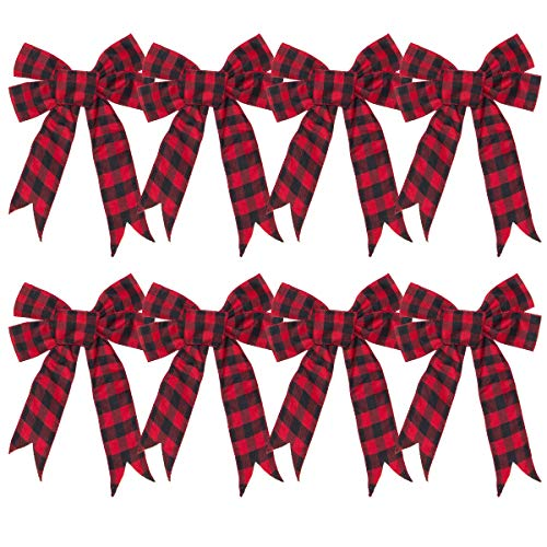 pre made bows for wreaths - 2