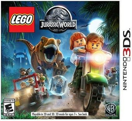 Take-Two Interactive LEGO Jurassic World, Nintendo 3DS - Juego (Nintendo 3DS, Nintendo 3DS, Soporte físico, Acción / Aventura, Travellers Tales, 5/12/2015, Básico): Amazon.es: Videojuegos