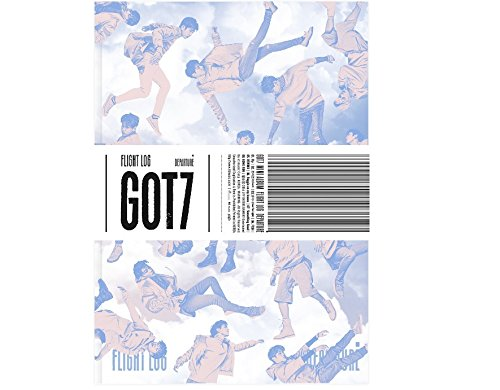 CD : GOT7 - Flight Log : Departure (Asia - Import)