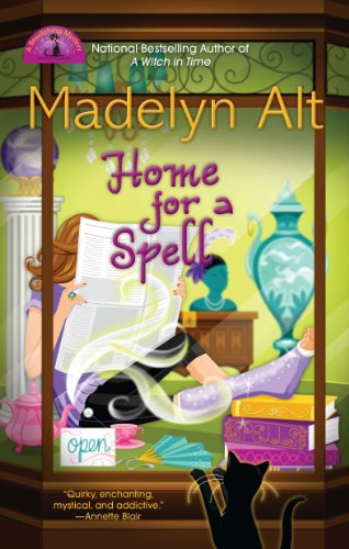 Home for a Spell (A Bewitching Mystery Book 7)