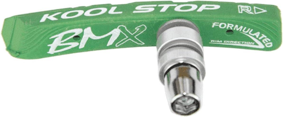 Kool Stop Brake Rubber r1 V-Brake Replacement Pads Salmon 10g//1 Pair BikeBike