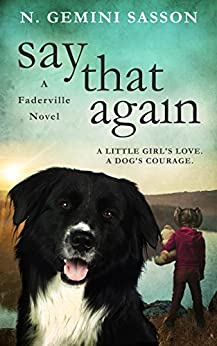 Say That Again (The Faderville Novels Book 2) by [Sasson, N. Gemini]