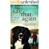 Say That Again (The Faderville Novels Book 2)