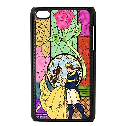 Amazoncom The Case Shop Customizable Beauty And The Beast Rose
