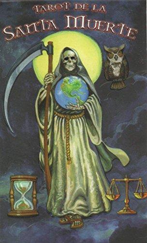 Tarot de la Santa Muerte (Spanish Edition) [Tristan] (Tapa Blanda)