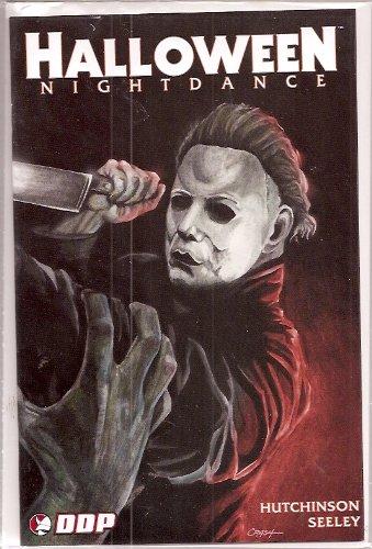 Halloween Night Dance Cover 4 B Comic