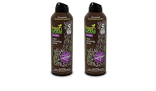 Amazon.com: Fresh Wave Lavender Odor Removing Spray BOV, 8 oz. (Pack of 2): Health & Personal Care